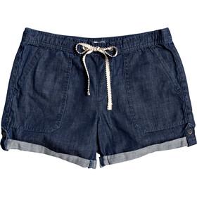 Roxy Milady Beach Shorts Mujer, azul
